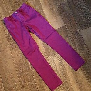 JORDACHE Girls Jeggins Jeans size XL 14 / 16 EUC